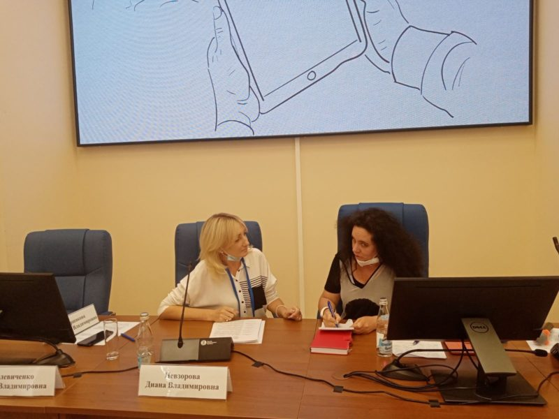 Прошла встреча с главным внештатным специалистом по паллиативной помощи РФ